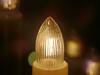 Kerzenlampe (Veit Schagow) Tags: ledkerzenlicht lichterbogen fenster reflektion reflects lampe licht advent