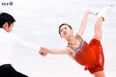 Cheng Peng, Yang Jin (asveri) Tags: figureskating isufigureskating skating shortprogram pairs pairskating internationauxdefrance ifp2017 gpfrance grandprix sports sportphotography