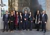 Foto de grupo Embajada USA
