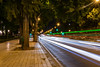 Seville by night (docteurTonTon) Tags: seville by night docteur tonton 21 2017 light painting traffic san telmo bridge spain andalusia street nuit rue headlight