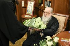 Минская духовная академия поздравила митрополита Филарета с днем тезоименитства