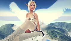 ☽O☾ Angel Sent☽O☾ (bexhaven) Tags: boots hair outfit pose skin tattoo arabictattoo catwa colorhud dreams faith feelings flexi good heaven magic maitreya mesh nature net runaway sky somethingnew stylehud toxicdolls white wicca wings angel