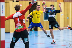 HSG Neuss- Düsseldorf II - TV Jahn Köln-Wahn-128 (marcelfromme) Tags: handball team teamsport indoor sport sportphotography nikon nikond500 sigma sigmaart sigma50100 cologne cgn köln düsseldorf