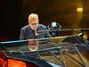 Elton John - Caesar's Palace - 2017 (BKHagar *Kim*) Tags: bkhagar eltonjohn sireltonjohn star musician legend lasvegas caesarspalace themilliondollarpiano piano stage music concert tickets nikon coolpix pointandshoot a900