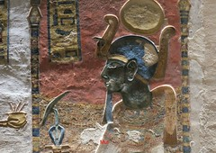 KV 11 Grab/Tomb Ramses III., Tal der Könige/Valley of the Kings (Mutnedjmet) Tags: egypt ägypten luxor valleyofthekings talderkönige tomb grab kv11 ramsesiii 19dynastie