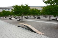 Pentagon Memorial (afagen) Tags: arlington virginia pentagonmemorial national911pentagonmemorial 911 memorial arlingtoncounty pentagon