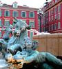 Nice colors (gabrielfiuza) Tags: sculpture nice france colors windows fontain travel europe water light