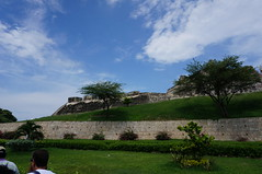 "Castillo San Felipe de Barajas • <a style=""font-size:0.8em;"" href=""http://www.flickr.com/photos/28558260@N04/27040147379/"" target=""_blank"">View on Flickr</a>"