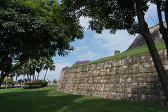 "Castillo San Felipe de Barajas • <a style=""font-size:0.8em;"" href=""http://www.flickr.com/photos/28558260@N04/27040154549/"" target=""_blank"">View on Flickr</a>"