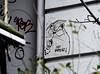HH-Wheatpaste 3507 (cmdpirx) Tags: hamburg germany reclaim your city urban street art streetart artist kuenstler graffiti aerosol spray can paint piece painting drawing colour color farbe spraydose dose marker stift kreide chalk stencil schablone wall wand nikon d7100 paper pappe paste up pastup pastie wheatepaste wheatpaste pasted glue kleister kleber cement cutout