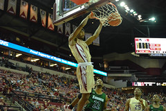 Men's Basketball vs Loyola (Jacob Gralton) Tags: fsu basketball ncaa loyola dunk college sports photography