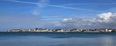 Roscoff (Bretagne) (rogermarcel) Tags: waterscape ocean pano blue roscoff rogermarcel