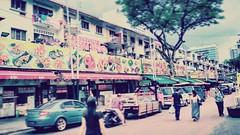 Jalan Alor - Jalan Alor - http://4sq.com/aj06vK #travel #holiday #building #food #Asia #Malaysia #KualaLumpur #旅行 #度假 #建筑物 #亚洲 #马来西亚 #吉隆坡 #美食
