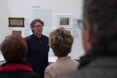 "photoset: Leopoldmuseum: Direktorenführung ""Ferdinand Hodler"" (Vienna Art Week, 15.11.2017)"