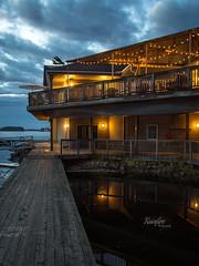 Taboo Muskoka at Night (Rainfire Photography) Tags: resort retreat muskoka gravenhurst night taboo photographytrip architecture rainfirephotography