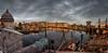 Tokyo Disneysea 2017 16 - Mediterranean Harbor @ Dusk (JUNEAU BISCUITS) Tags: tokyodisneysea disneyparks disney disneyresort tokyo japan panorama pano mediterraneanharbor themepark dusl waltdisney nautical nikond810 nikon