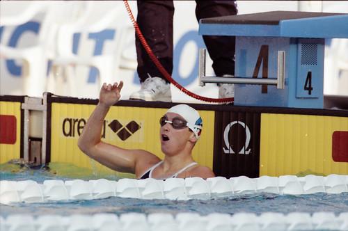 526 Swimming EM 1991 Athens