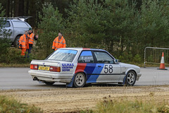 Bovington Stages 19-11-2017 202 (Matt_Rayner) Tags: bmw320 bovingtonstages thechallengerstages2017 rally motorsport bournemouthdistrictcarclub car