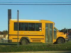 Ethan Allen Transportation #229 (ThoseGuys119) Tags: ethanallentransportation schoolbus kingstonny thetransgroup trans tech new chevy 2017