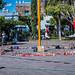 2017 - Mexico - Tlaquepaque - Jardin Hidalgo Buskers ( Voladores)