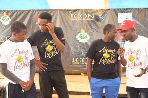 Zimbabwe First Anniversary & ICON Condom Launch