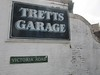 Tretts Garage, Victoria Road, Great Yarmouth, Norfolk (LookaroundAnne) Tags: gwuk garage greatyarmouth yarmouth norfolk