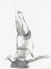 20171122_Andrew_04 (r0sejam) Tags: andrew art 2017 ulu universityoflondonunion a4 sketch lifedrawing croquis figuredrawing malefigure drawing