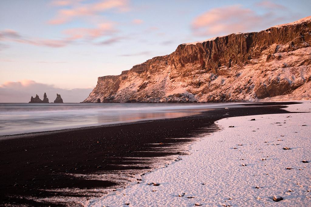 Vik beach, Iceland