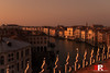 sunset in Venice (Michele Rallo | MR PhotoArt) Tags: michelerallomichelerallomrphotoartemmerrephotoartphotopho canale canal grande venezia laguna venice landscape panorama scorcio scorci cielo sky tramonto tramonti sunset luce light acqua water city città