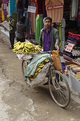 Banana bike (posterboy2007) Tags: kathmandu nepal bike bicycle bananas street napali