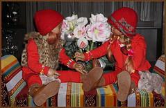 Sanrike ... morgen ist der erste Advent ... (Kindergartenkinder) Tags: kindergartenkinder annette himstedt dolls sanrike tivi