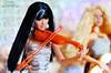 Music band (4) (Lindi Dragon) Tags: barbie fashionistas shakira mtm raquelle