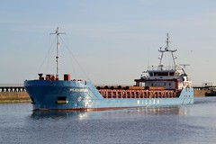 Wilson Bergen Blyth 031217 (silvermop) Tags: ship boats ships sea cargovessels shortsea port river blyth wilsonbergen