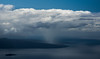 Kaho'olawe (ArneKaiser) Tags: hawaii kahoʻolawe maui molokini ocean pacificocean sea clouds cloudscape panorama seascape sky squall view water weather