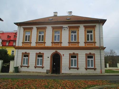 Budova v ulici Mikulášská
