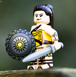 Wonder Woman Amazon Warrior