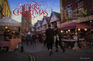 Victorian Christmas Market - Wrexham