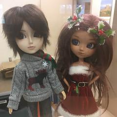 Pretty packages (JustLikeWasabi) Tags: pullipfriends pullip taeyang dolls christmas