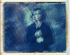 A. (denzzz) Tags: portrait polaroid polaroid669 expired doubleexposure experiment instantfilm analogphotography filmphotography polaroid195