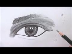 Como Desenhar Olhos Aula 03 Curso Básico de Desenho Artístico Grátis (portalminas) Tags: como desenhar olhos aula 03 curso básico de desenho artístico grátis