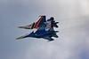 The Russian Knights (Bee Cappy) Tags: russianairforcerussianknights russian knights su27sm sukhoi aerobatic aviation jetfighter airshow langkawiinternationalmaritimeandaerospace lima2017 maneuver