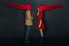 """The proposal"" (Stefanos Papazapraidis) Tags: proposal conceptual fantasy surreal photography red nohead faceless romantic"