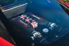 Ferrari 458 Speciale (lu_ro) Tags: ferrari 458 speciale closeup engine brand badge italy italia springboks sony a7 50mm milan samyang hoya fancy expensive supercar