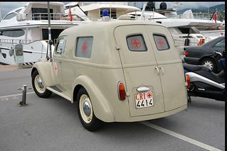 Lancia Ardea Ambulanza C.R.I.
