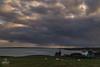 Island Skies (Impact Imagz) Tags: gress gresslodge green grass crofting croftingtownship croftlife sky skyscape clouds cloudscapes cloudsstormssunsetssunrises sunset isleoflewis outerhebrides westernisles scotland visitscotland hebrides hebridean hebrideanskies sheep animals ngc explored flickrexplore