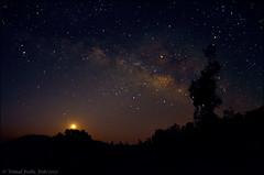 _DSC7311 (toofan.v) Tags: landscape bageshwar sigma1020mm toofan vimaljoshi astrophotography night sky wideangle stars moon chaukori chakori