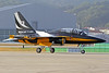 "Republic of Korea Air Force Black Eagles KAI T-50B ""Golden Eagle"" 10-0056 SSN 17-10-17 (Axel J. ✈ Aviation Photography) Tags: republicofkoreaairforce kai t50 goldeneagle 100056 ssn sinchonriairbase seouladex2017 seoul seongnam flugzeug luftfahrt fluggesellschaft flughafen flugplatz aircraft aeroplane aviation airline airport airfield 飞机 vliegtuig 飛機 飛行機 비행기 самолет avião luchthaven luchtvaart avion aeropuerto aviación aviação aviones jet linienflugzeug vorfeld apron taxiway rollweg runway startbahn landebahn outdoor planespotter planespotting spotter spotting fracht cargo military militaer fighter kampfflugzeug blackeagles 공군 airforce forcaaerea armeedel´air aviaciónmilitar ejércitodelaire"