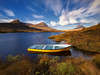Rowing boat at Loch Lurgainn in the gorgeous region of Assynt, Scotland (MelvinNicholsonPhotography) Tags: assynt scotland loch lochlurgainn rowingboat canontse24mm longexposure panorama melvinnicholsonphotography youtube