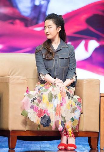 劉亦菲 画像54