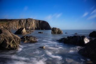 The Copper Coast, Ireland.